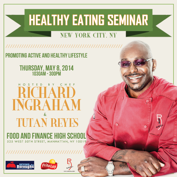 Healthy Eating Invite