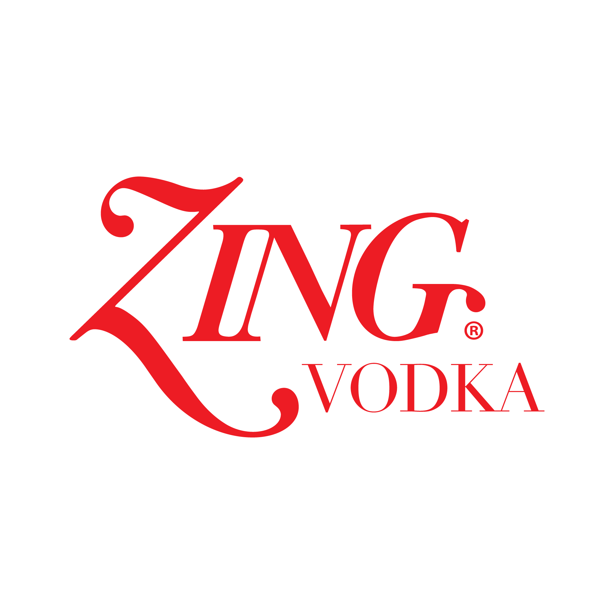 Zing Vodka RED