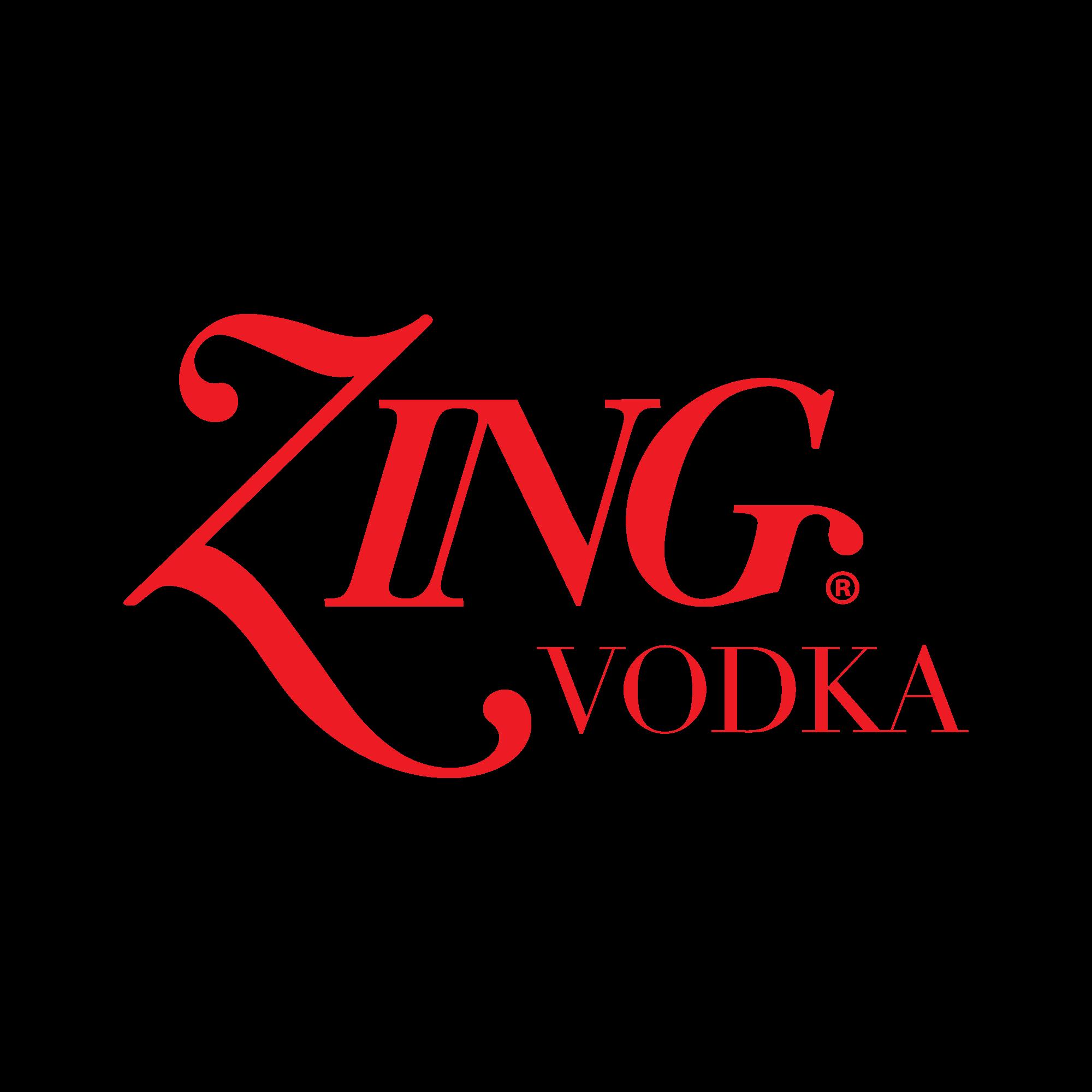 Zing Vodka RED